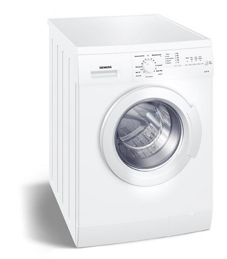 Wasmachines voorladers